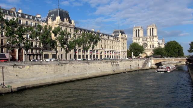 Paris Postcard Intro video