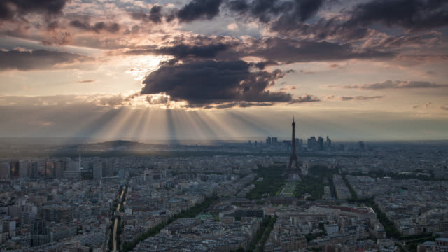 TIME LAPSE: Paris video