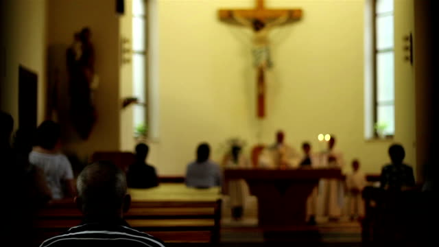 Parishioner Stand Up for Prayer video