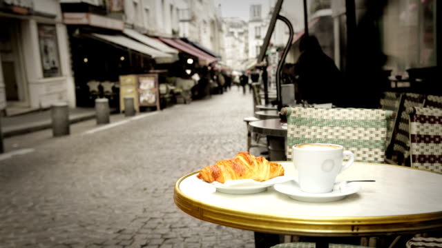 Parisian Cafe video