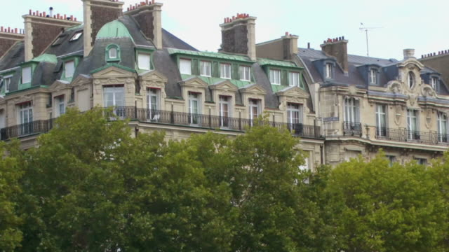 Parisian Streets video