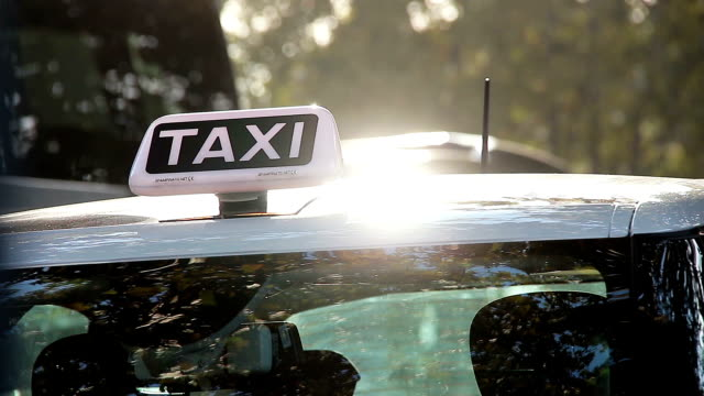 Best Taxi Top Stock Videos and Royalty-Free Footage - iStock