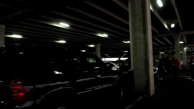 Parking Garage video