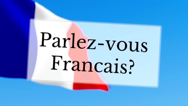 Parlez-vous Francais / Do you speak French video