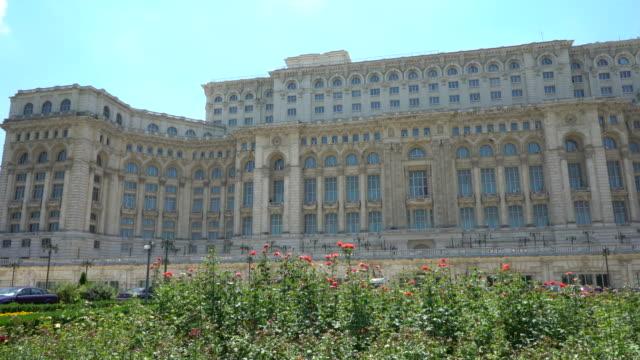 Parliament of Bucharest video