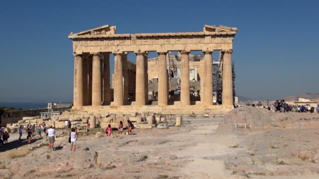Parthenon - Athens, Greece video