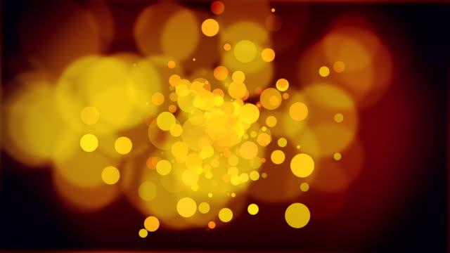 4k частица bacground - состаривание стоковые видео и кадры b-roll