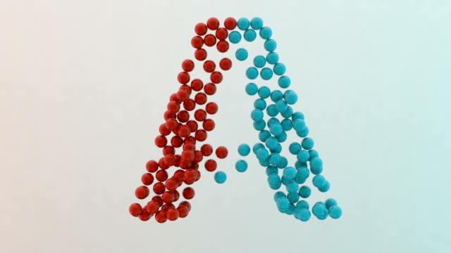 Particle letters video