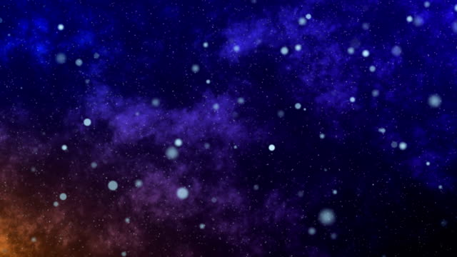 Particle seamless background (loopable)