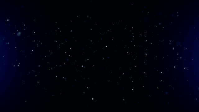 Particles Background. Loop animation video