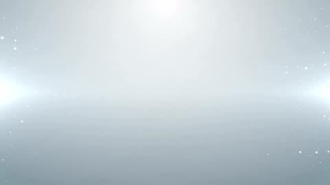 partikel geschäft weißen hellen glanz bokeh staub abstrakten hintergrund schleife - eleganz stock-videos und b-roll-filmmaterial