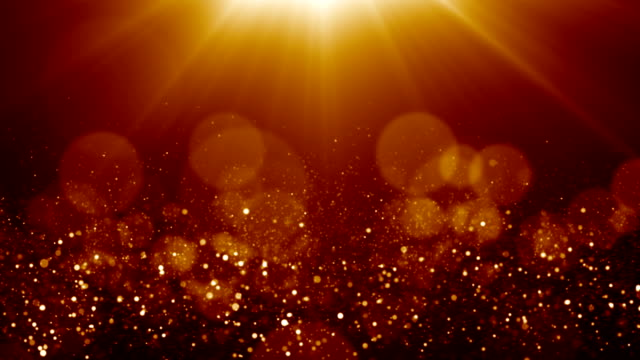 particles dust abstract light bokeh motion titles cinematic background loop - bling bling stock-videos und b-roll-filmmaterial