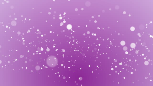 Particles floating in 4k resolution. video