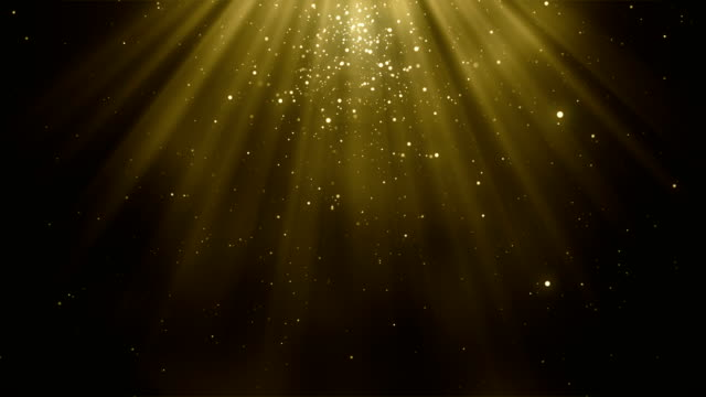 Particles gold glitter bokeh award dust abstract background loop Particles dust abstract light motion background. Animation of shimmering particles. Perfect as a background for topics like cinematic or luxury and titles. Created in AfterEffects with Trap code Particular. electric light stock videos & royalty-free footage