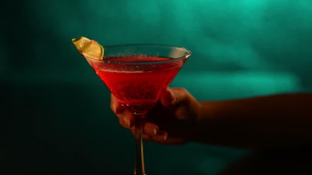 tempo di festa - martini video stock e b–roll
