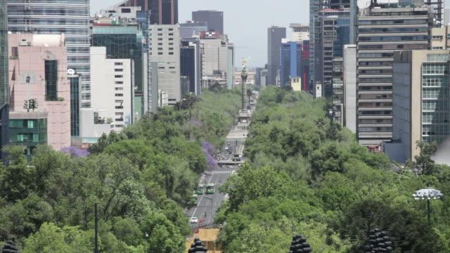Paseo de la Reforma - vídeo