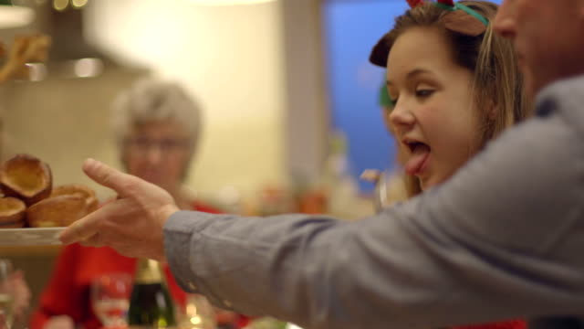 Pass the Yorkshire puddings! video