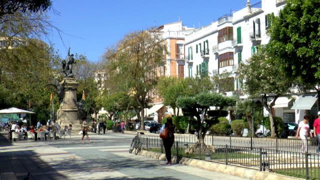 Passeig de Vara de Rey - Ibiza, Spain video