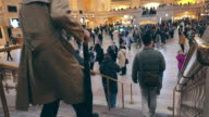istock Passenger and tourist visiting the Grand Central Station in New York City, United States 1241215608