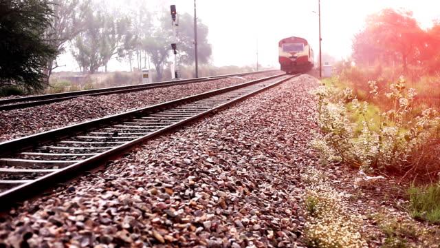 passenger train - intercity filmów i materiałów b-roll