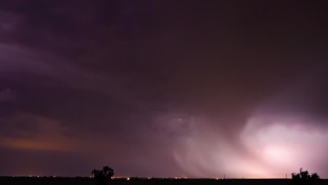 Passing Thunderstorm video