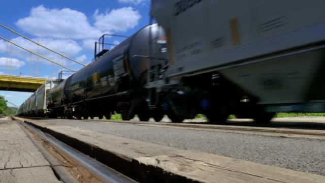 Passing Train video