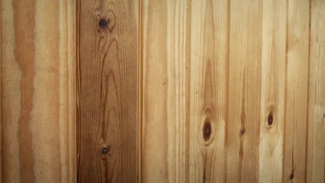 Passing Wooden Panels