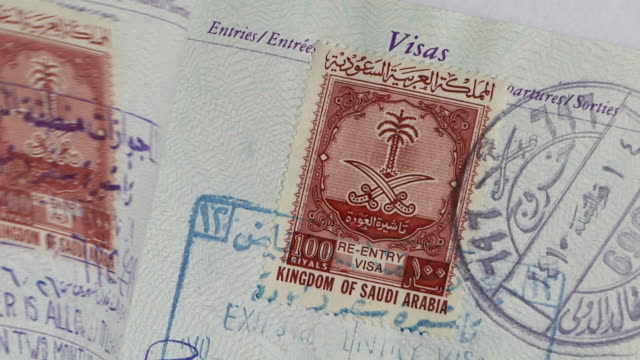 passport to Saoudite 1 - Vidéo