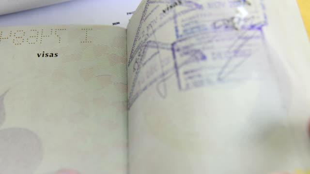 パスポート ビデオ