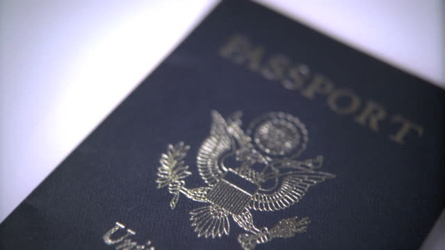 US passport video