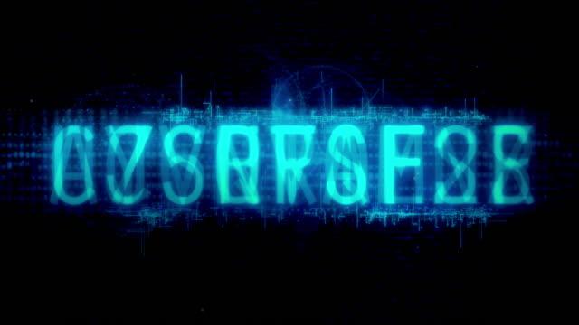 Passwords concept video