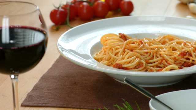 pasta - italian food stock videos & royalty-free footage