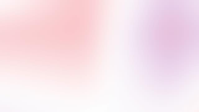 vídeos de stock e filmes b-roll de pastel pink and purple background with blurry textures - gradient