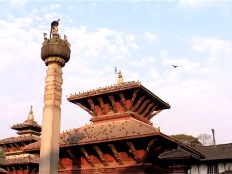 Patan Durbar Square video