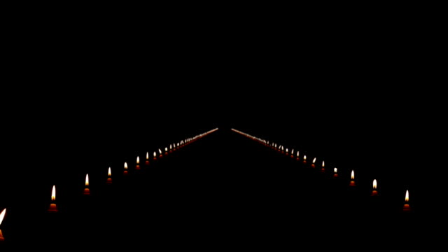 A Path of Candles in the Dark video