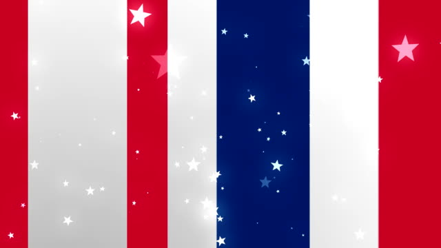 US Patriotic  Bg 1 Loopable Background video
