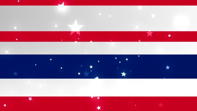 US Patriotic  Bg 2 Loopable Background video