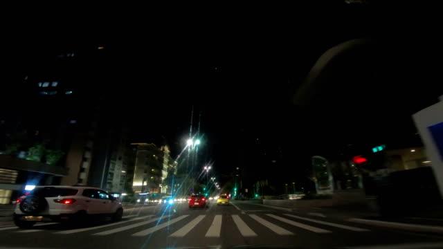 paulista avenue, são paulo - brazil - проспект стоковые видео и кадры b-roll