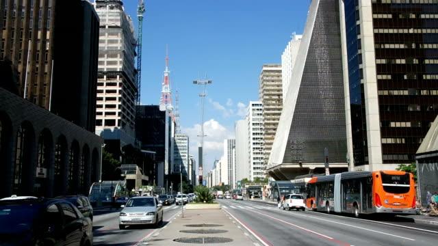 Paulista Avenue video