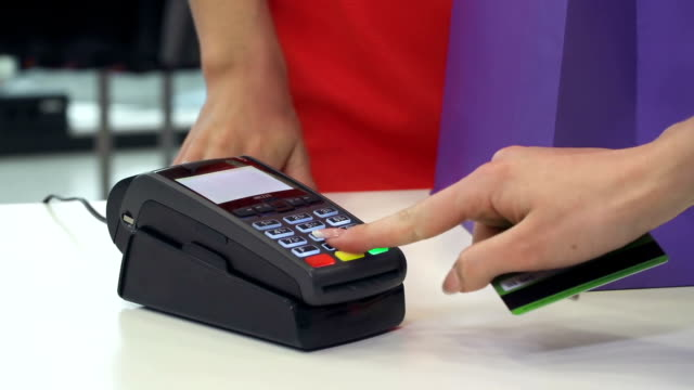 POS Payment video