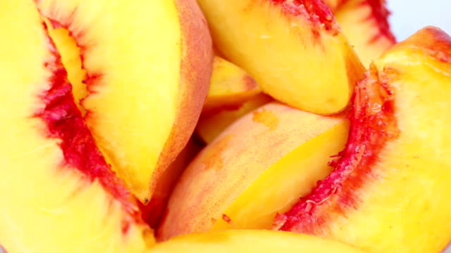 Peaches rotating Peaches spinning hd video peach stock videos & royalty-free footage