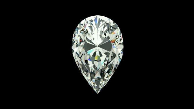 Pear Cut Diamond video