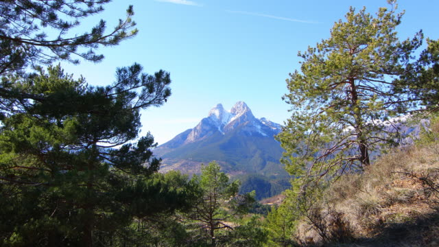Pedraforca views 4K video