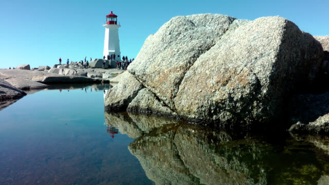 Peggys Cove Dolly View