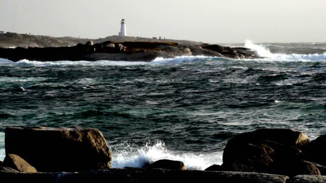 Peggys Cove Storm 1 video