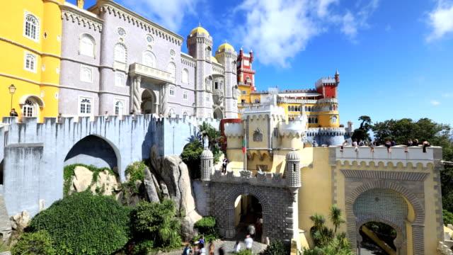 Pena National Palace video