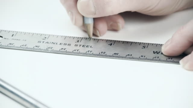 Pencil and Ruler video
