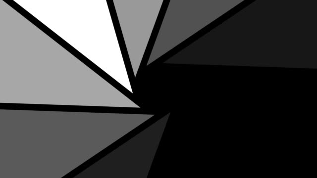 Pending loading screen pack, full screen, loopable parts, good for overlay, transition, masking out - white on black - loop video