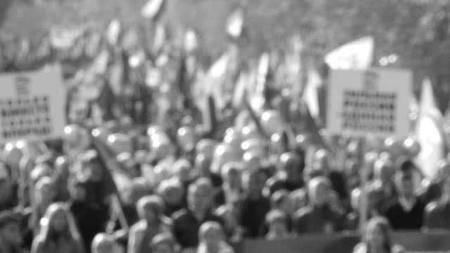 people in the demonstration
