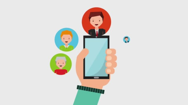 people job related people job hand holds smartphone checkmark animation hd survey stock videos & royalty-free footage